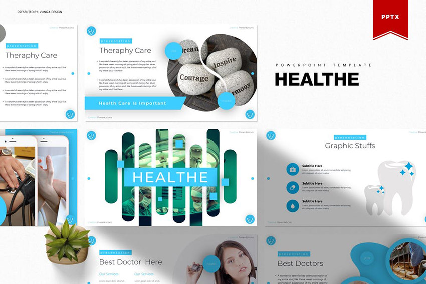 Healthe Medical PowerPoint