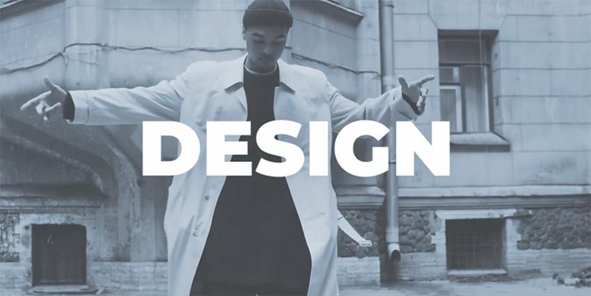 Fashion DaVinci Resolve Opener Template