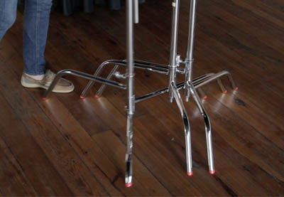 Preview for Filmmaking Production Equipment: C-Stands