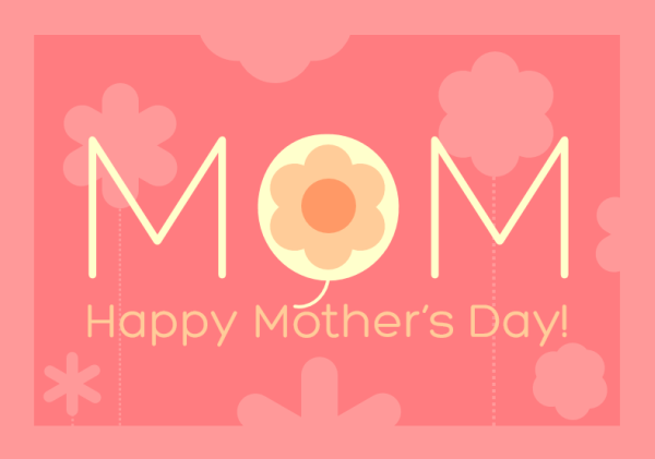 Design a beautiful mothers day card in microsoft word final product image maxwellsz