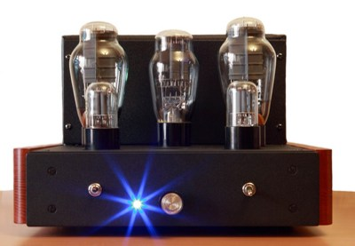 Photodune 4295048 vacuum tube amplifier with 300b triodes xs