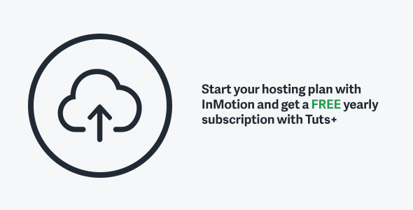 InMotion Hosting With Tuts