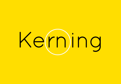Preview for Quick Tip: Typography Skills, Basic Kerning