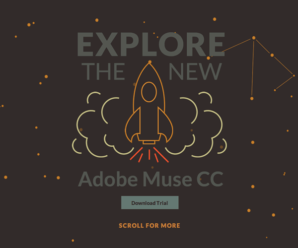 adobe muse trial download