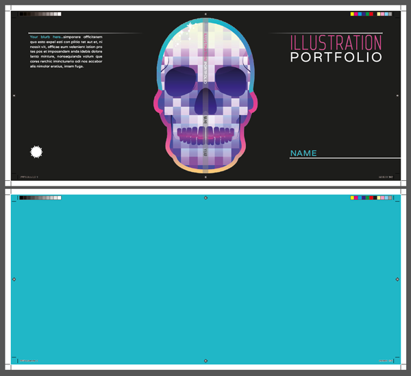 Create a Stand-Out Portfolio Book in InDesign: Part One