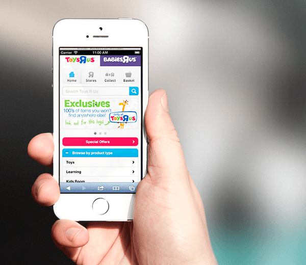 E commerce for mobile making the most of your site for E commerce mobili