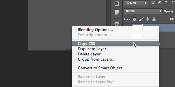 unable to copy image in photoshop
