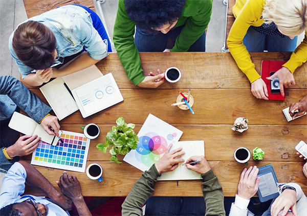 Working Harmoniously With Your Team on Web (And Email) Projects