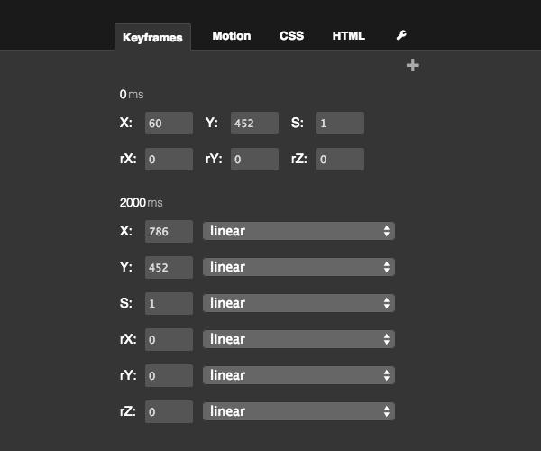 Stylie操作面板