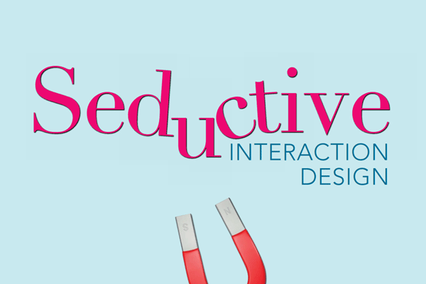 The tuts recommended web design reading list seductive interaction design fandeluxe Image collections