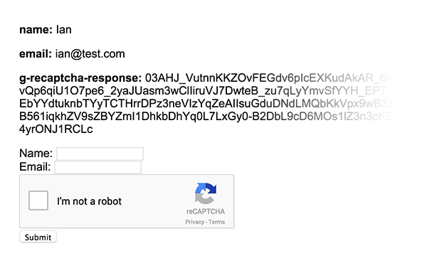 "How to Integrate ""No CAPTCHA reCAPTCHA"" in Your Website"