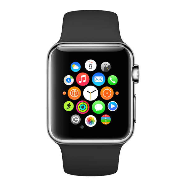 Background Apple Watch Apple Watch Homescreen