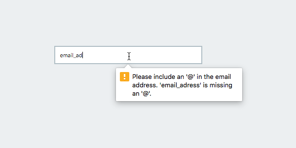 "HTML5 Form Validation With the ""pattern"" Attribute"
