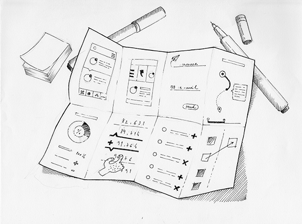 Web Designers Roll Up Your Sleeves And Sketch