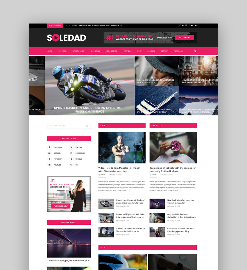 Google themes that change during the day