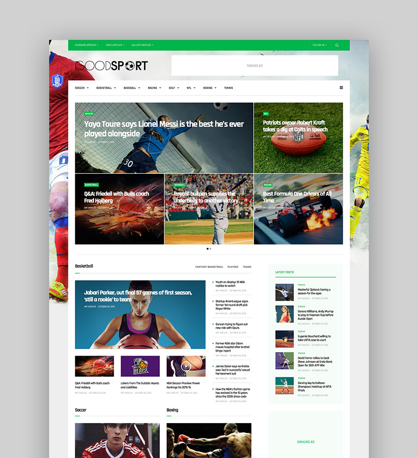 Goodlife - Premium WP Magazine Theme