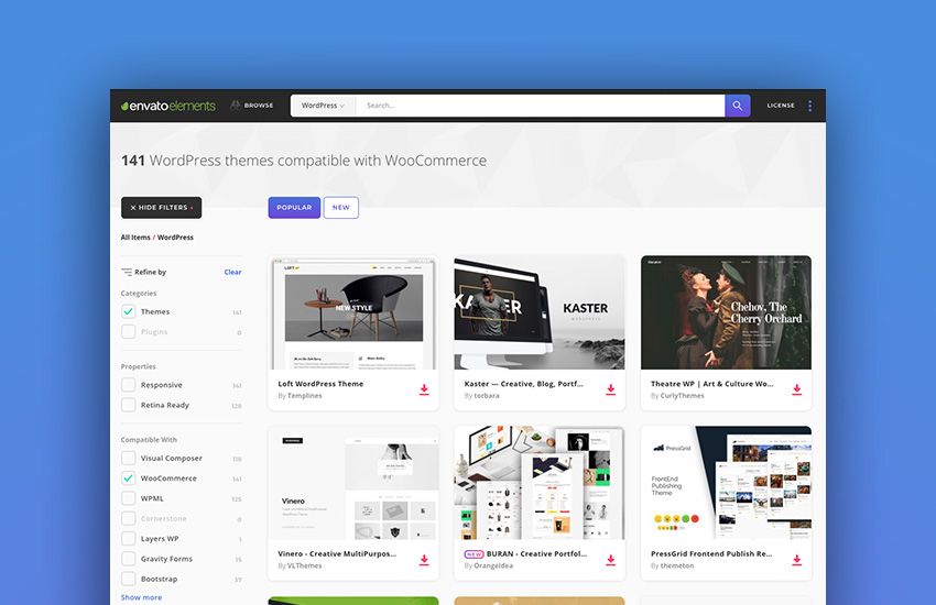 15 Best Ecommerce Website Templates Updated For 2018