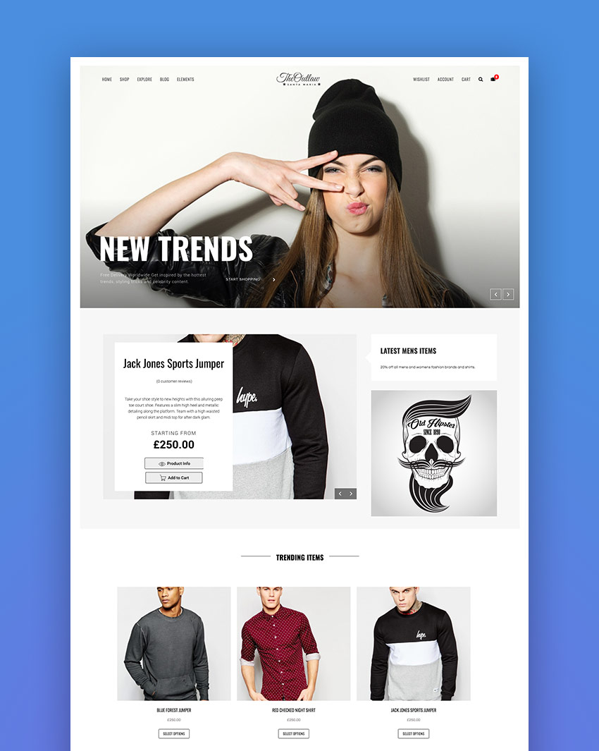 Best ECommerce Website Templates Updated For - Best ecommerce email templates