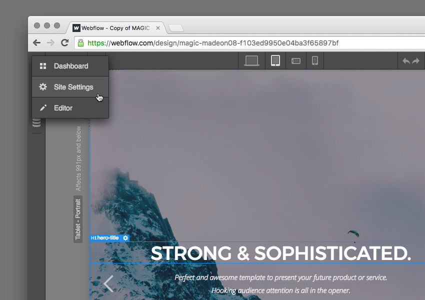 How to Install Your New Webflow Template