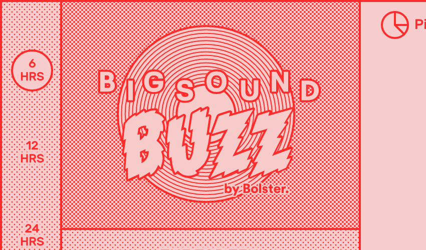 Monochrome on BIGSOUND Buzz