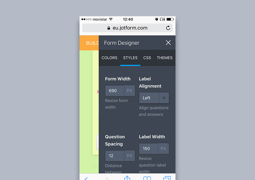 JotForm 4.0: Mobile Builder, Collaboration and More