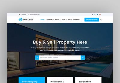 Real estate pre