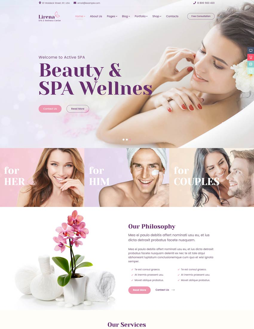 Lirena - Beauty and Spa Salon