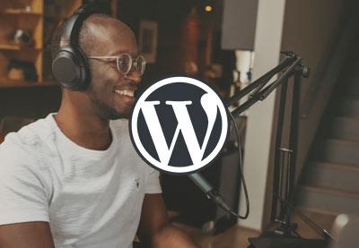 Image of wordpress podcast themes