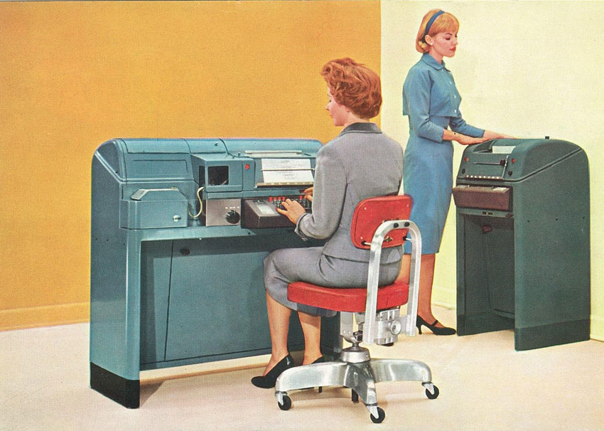 The Teletype Corporation Model 28 Line of Equipment