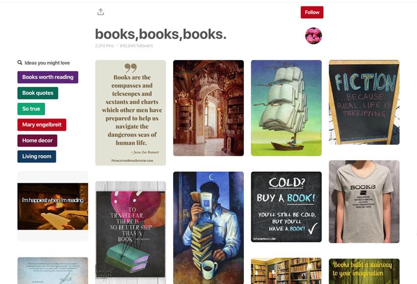 Perfil de Rayt en Pinterest