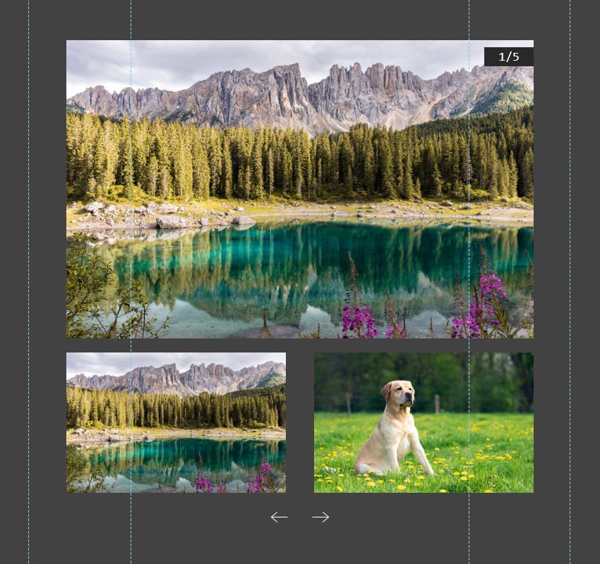 How to Build an Attractive Responsive Image Gallery With