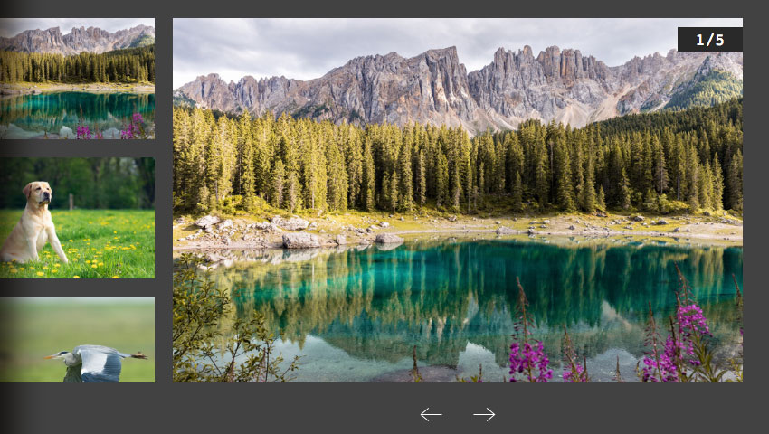 How to Build an Attractive Responsive Image Gallery With slick.js
