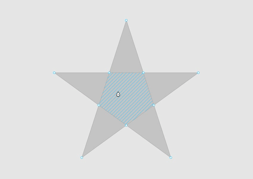Use Figmas Vector Networks for Complex Shapes