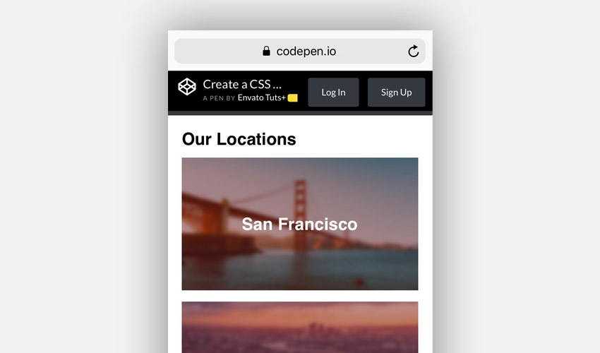 Create a CSS Grid Image Gallery (With Blur Effect and Interaction
