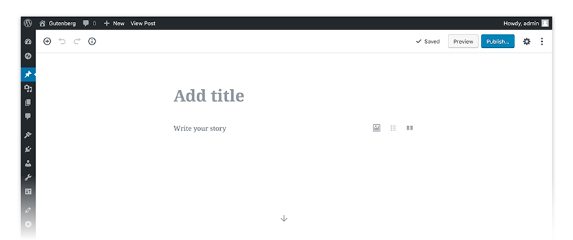 The Best WordPress Gutenberg Themes, Available Now