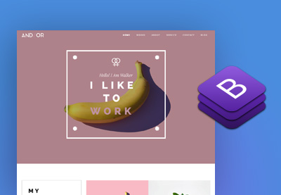 QnA VBage 20 Amazing Bootstrap Templates to Try in 2019