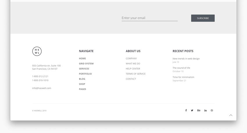 How to Build a Responsive, Multi-Level, Sticky Footer with Flexbox