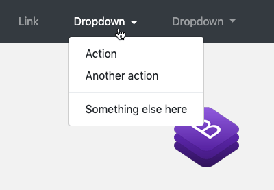 How to Make the Bootstrap Navbar Dropdown Work on Hover