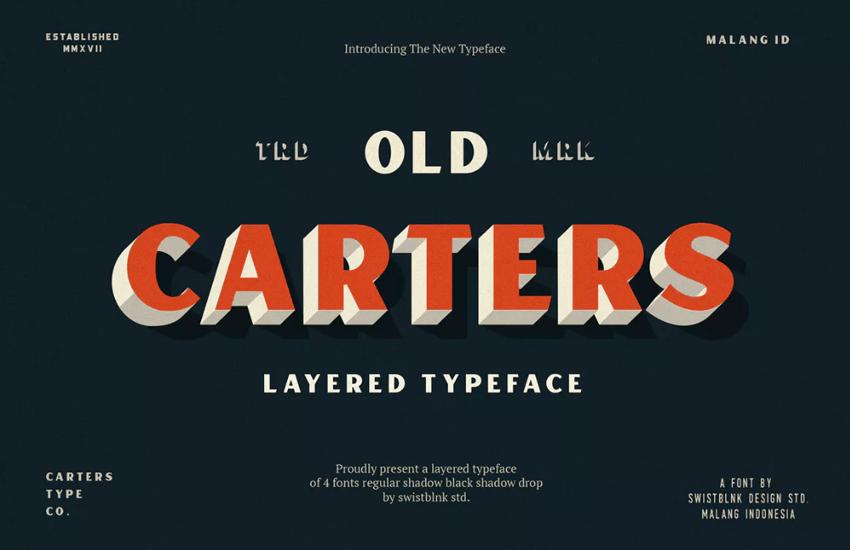 Carter Layered