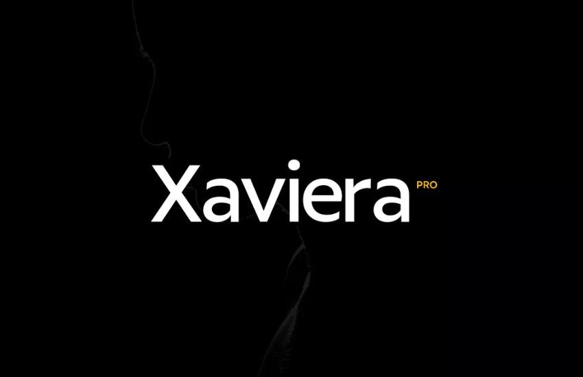 Xaviera - Modern Typeface  WebFonts