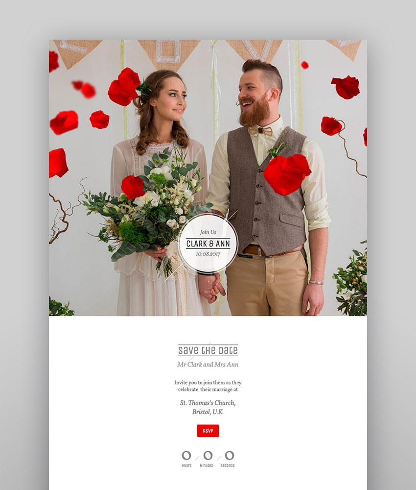 Idylle - Creative Wedding Theme