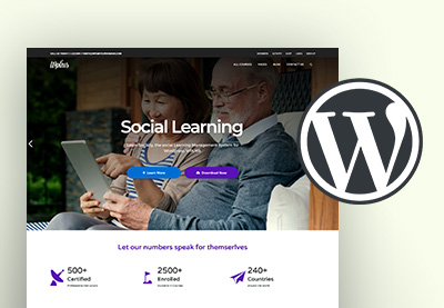 Lms wordpress