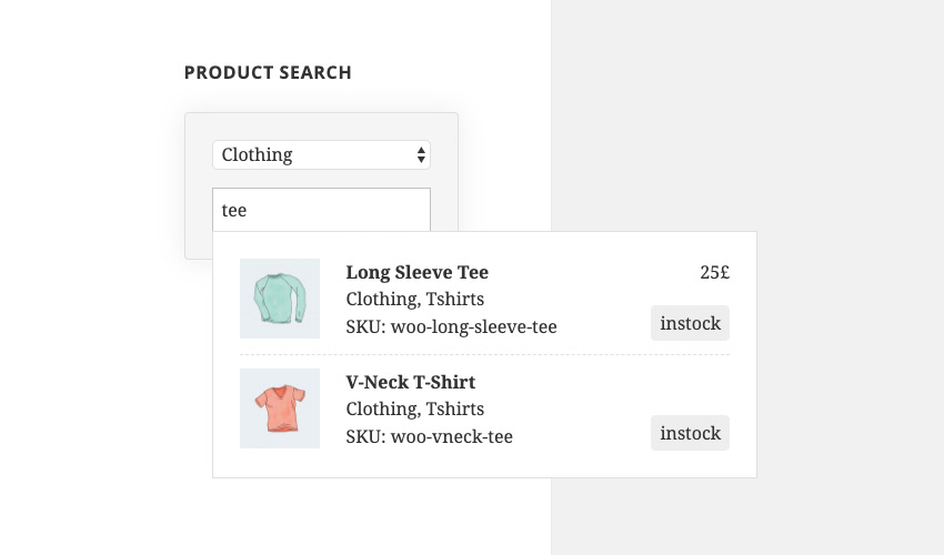 How to Create an AJAX-Powered Live Product Search Widget for...