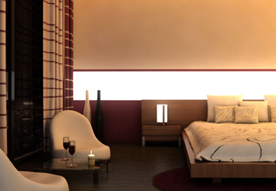 Modeling Rendering An Interior Scene Using 3ds Max And Vray Part 2