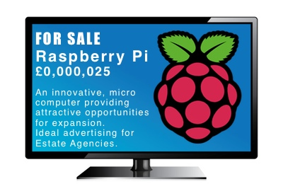 Creating Raspberry Pi Advertising Displays