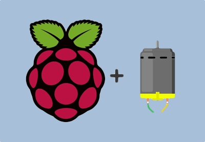 Controlling DC Motors Using Python With a Raspberry Pi