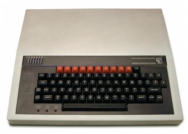 BBC Model B - the spiritual predecessor to the Raspberry Pi