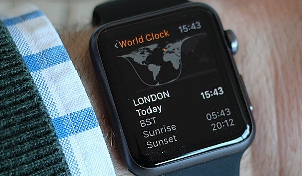 Apple World Clock