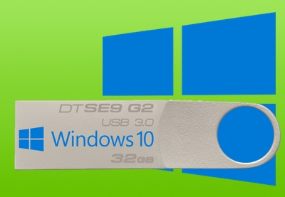 How to Create a Windows 10 USB Installer Drive on a Mac