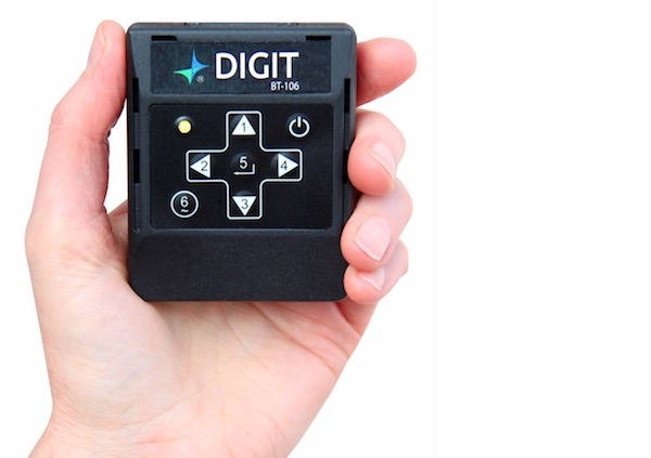 DIGIT BT-106 is the brain of the AirTurn DUO